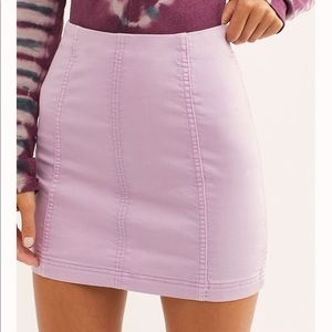 "Free People ""Modern Femme"" Skirt"